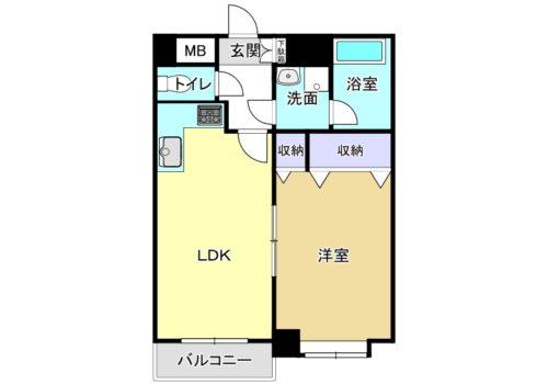 横浜市青葉区 藤が丘 賃貸 リノベーション 1LDK らくらくライフ モトスミグッドリノベーション